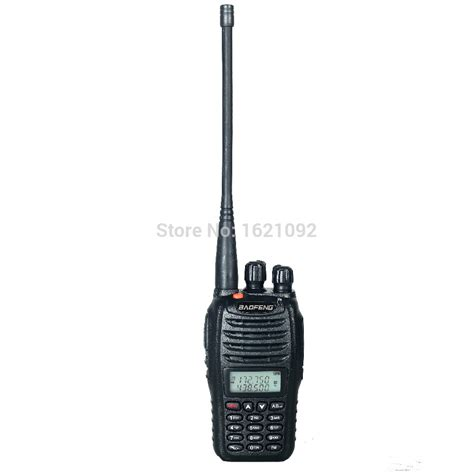 Baofeng Walkie Talkie Dual Band Two Way Radio 5w 128ch Fm A52 best walkie talkie baofeng uv b5 dual band two way radio 5w 128ch uhf vhf fm vox pofung uv b5