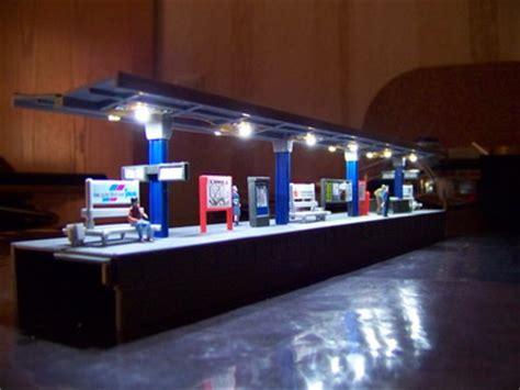 beleuchtung modelleisenbahn bahnsteig beleuchtung modellbau modelleisenbahn forum