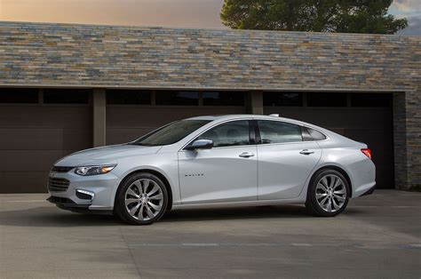 chevy vehicles 2016 2016 chevrolet malibu review