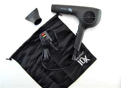 Bio Ionic Hair Dryer Warranty bio ionic 10x ultralight speed dryer review canadian
