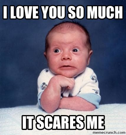 Baby Meme Picture - meme scared baby meme scared baby meme scared baby meme