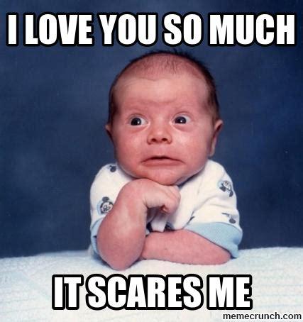 Scared Face Meme - meme scared baby meme scared baby meme scared baby meme