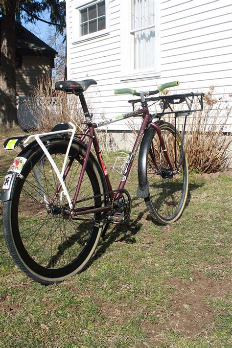 Fixed Gear Front Rack by Fixed Gear Gallery Specialized Crossroads Rochester Ny