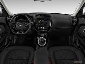 Kia Soul Inside 2017 Kia Soul Interior U S News World Report