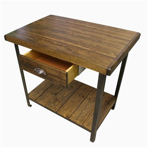 kitchen island made from reclaimed wood buy a made reclaimed wood industrial kitchen island