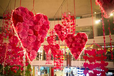 valentines day decor valentine s day d 201 cor at select citywalk eventalyare