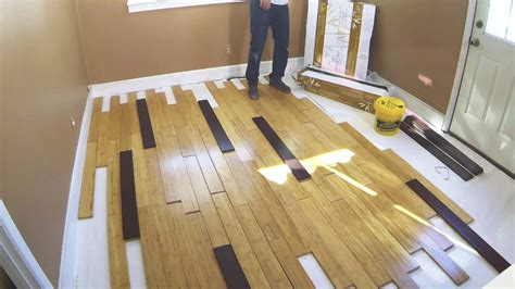 bamboo flooring installation tips gurus floor