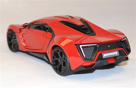 Fast Furious 155 Lykan Hypersport lykan hypersport fast and furious 7 toys 1 24