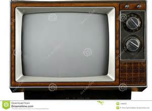 Tv Pictures Vintage Television Stock Photos Image 1488203