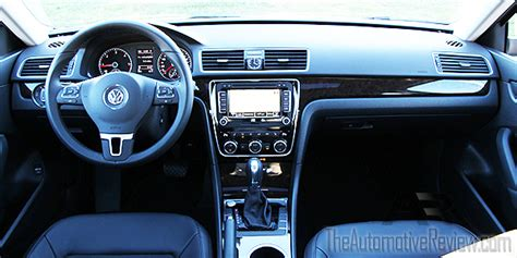 volkswagen passat 2015 interior 2015 volkswagen passat tdi review the automotive review