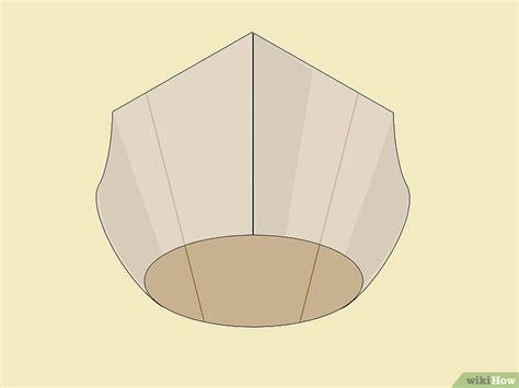 costruire lanterna volante come costruire una lanterna volante 7 passaggi