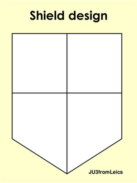 school shield template shield design template by ju3fromleics teaching