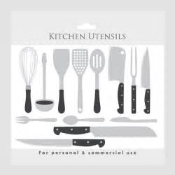 Custom Made Kitchen Knives kitchen utensils clipart cooking clip art by