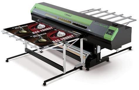 Printer Roland roland versauv lej hybrid uv led 64 quot flatbed inkjet printer