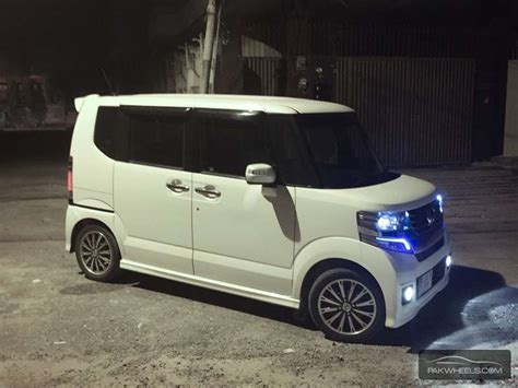 Honda N Box Plus Custom 2012 for sale in Sialkot   PakWheels