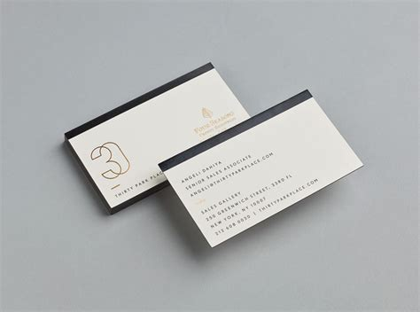 Interior Design Business Card Sles