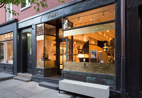 Nyc L Stores by L Objet S Store In New York S West The Luxpad