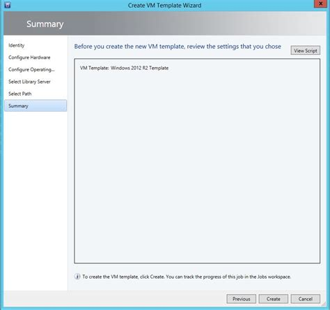 how to create a hyper v template for deployment smikar
