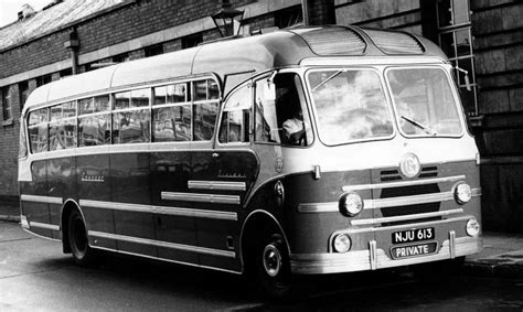 comfort bus gibson brothers of barlestone comfort buses 1956 to 1970