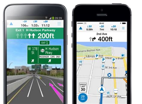 garmin targets waze  google maps  viago   upgradeable gps app pcworld