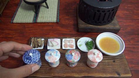 Link Mini Food by Mini Food Egg Custard 食べれるミニチュア茶碗蒸し