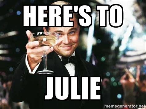 julie meme thanks leo search julie memes juliememes