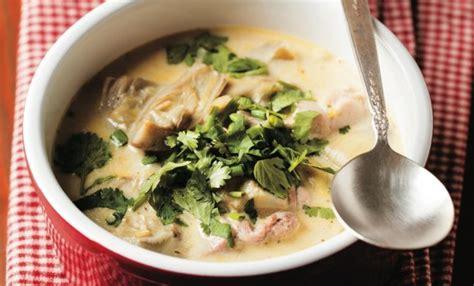 Soups On Artichoke Soup by Chicken And Artichoke Soup Recipe Relish