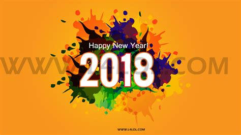 new year cards 2018 happy new year 2018