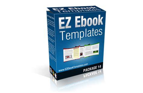 Ez Ebook Templates Package V14 Plr Database Pdf Ebook Templates