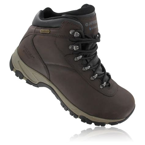 Hi Walk Outdoor Shoes hi tec altitude v i mens brown waterproof outdoors walking