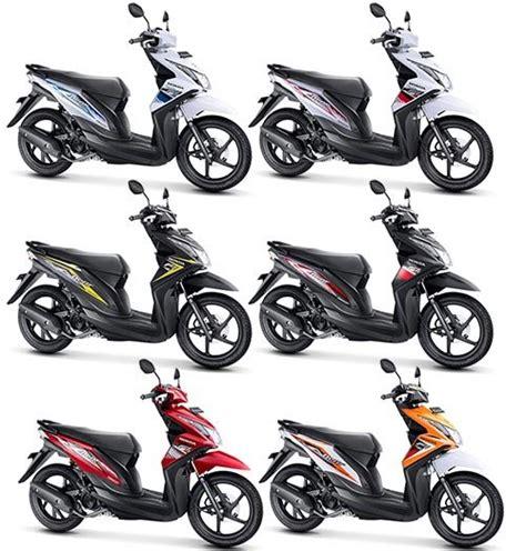 Astra 500 Warna Benang Jahit Pilihan Indonesia honda beat fi hadir dengan 6 pilihan warna baru press release indomoto