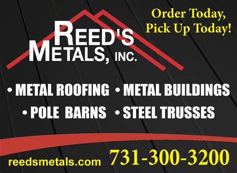reeds metals retail outdoor billboards