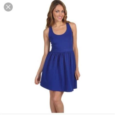 Cyntia Dress Vs 72 Cynthia Rowley Dresses Skirts Blue Cynthia