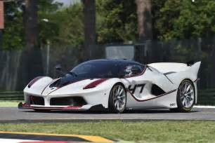 Enzo Fxx Drivers Test The Fxx K One Last Time Before Customers