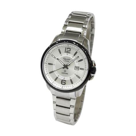jual alexandre christie sapphire series 8381ldbtbsl jam tangan wanita harga kualitas