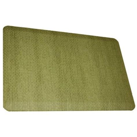 Home Depot Grass Mat rhino anti fatigue mats housewares sonora grass green 24
