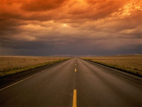 Road To Perdition Free Ppt Backgrounds For Your Powerpoint Templates Road Powerpoint Template