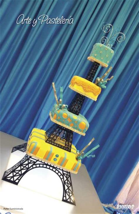 lada torre eiffel bizcocho torre eiffel de par 237 s por arte y pasteler 237 a http