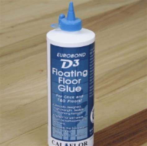 eurobond d3 floating floor glue