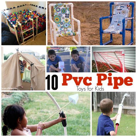pvc pipe toys  kids skip   lou