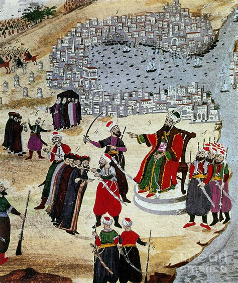 fall of ottoman fall of constantinople ottoman sultan photograph by photo