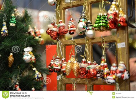 christmas tree decorations stock photos image 28372203