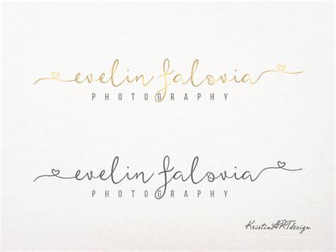 make my logo a watermark signature logo handwritten watermark photography logo