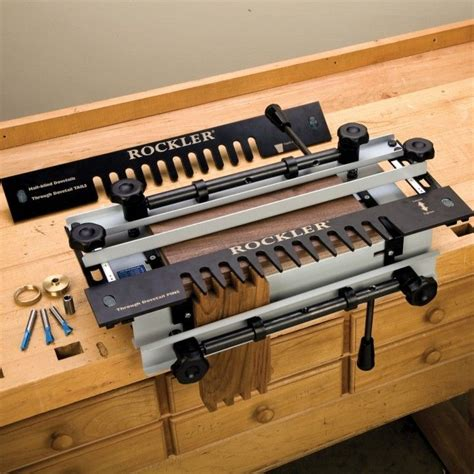 rocker woodworking rockler s complete dovetail jig rockler woodworking tools