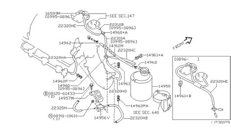 97 nissan quest engine diagram wiring diagrams
