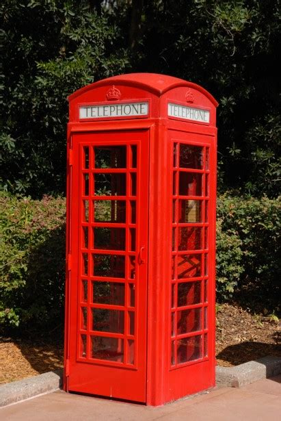 british telephone booth  stock photo public domain