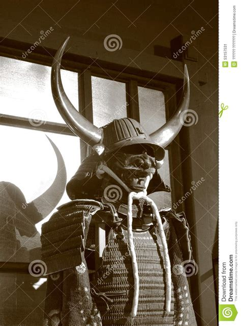 1 samurai armour volume i the japanese cuirass general books samurai armor stock photo image 53157531