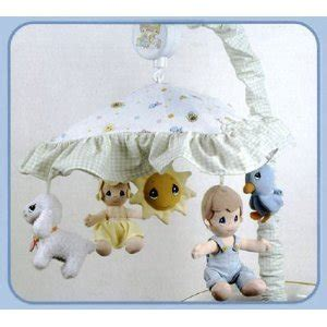 Precious Moments Nursery Decor Precious Moments Crib Musical Mobile Nursery Newborn Baby Decor Boy Gift Ebay