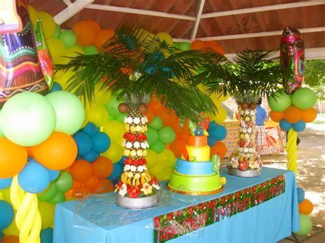 imagenes de cumpleaños hawaiano fiesta hawaiana dale detalles