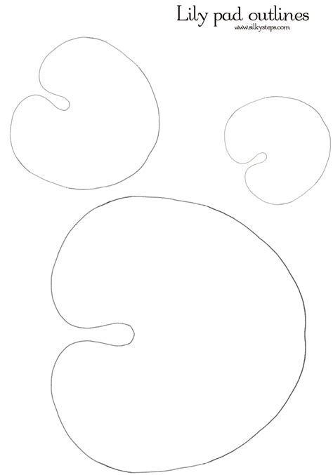 pad outline templates